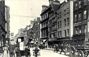 Crosby Hall, Bishopsgate, before 1910