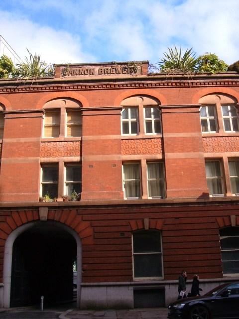 Cannon Brewery, St John's Street