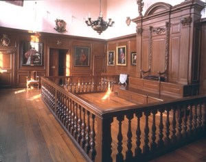 Marshal's Court, College of Arms