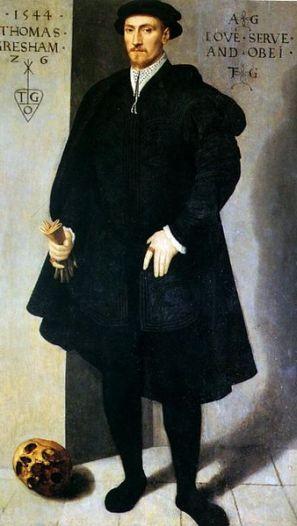 Sir Thomas Gresham