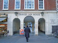 Thavies Inn House