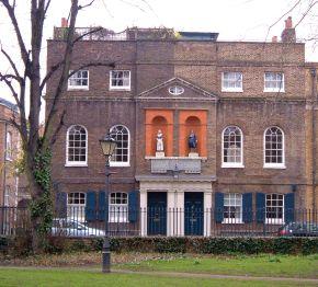 St John School, Scandrett Street, a Bluecoat School
