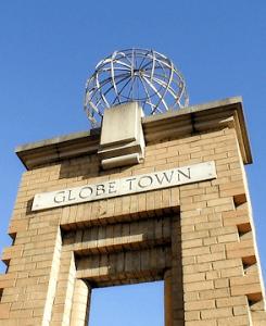 Globe Town