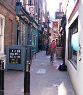 Artillery Passage, Spitalfields
