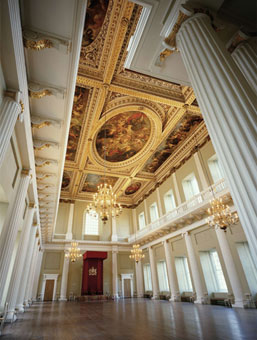 The Banqueing Hall