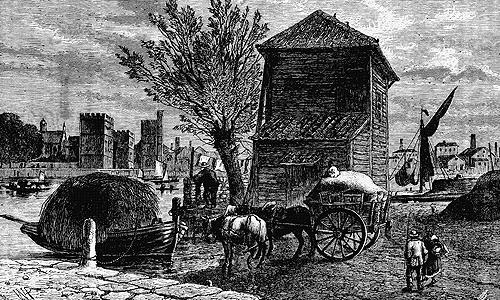 Horseferry, c.1800