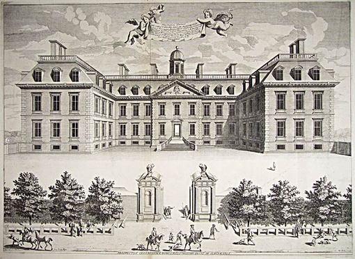 Clarendon House (demolished c.1683)