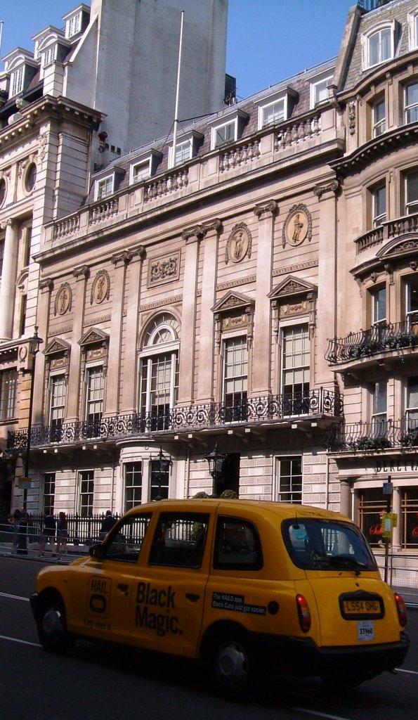 Whites Club, St James's Street
