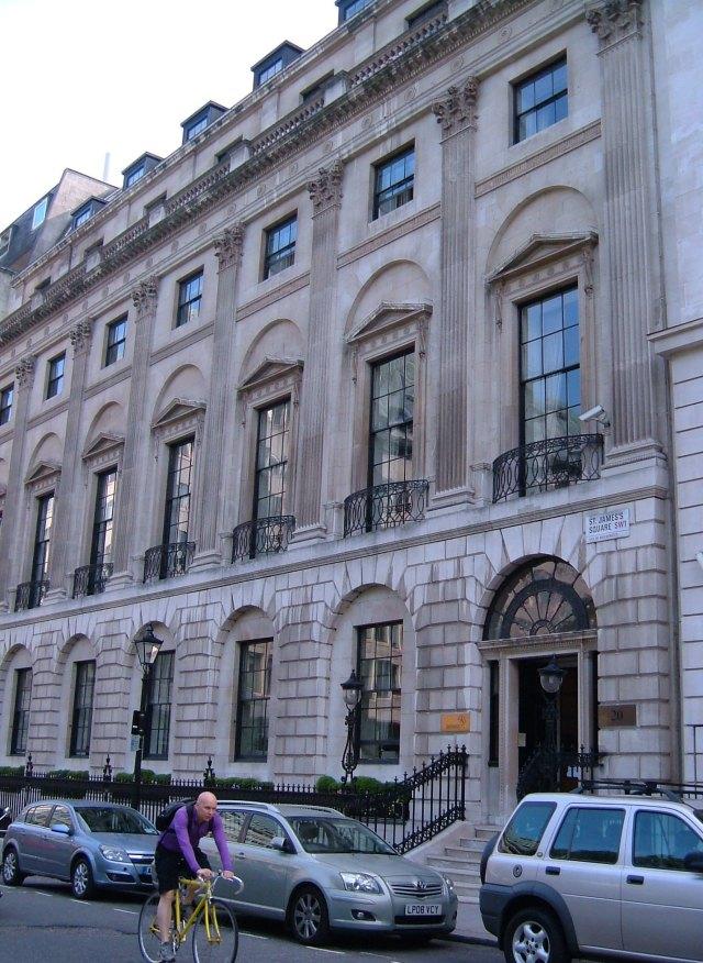 No.20 St James's Square