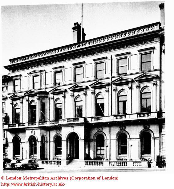 East India Club, 1865