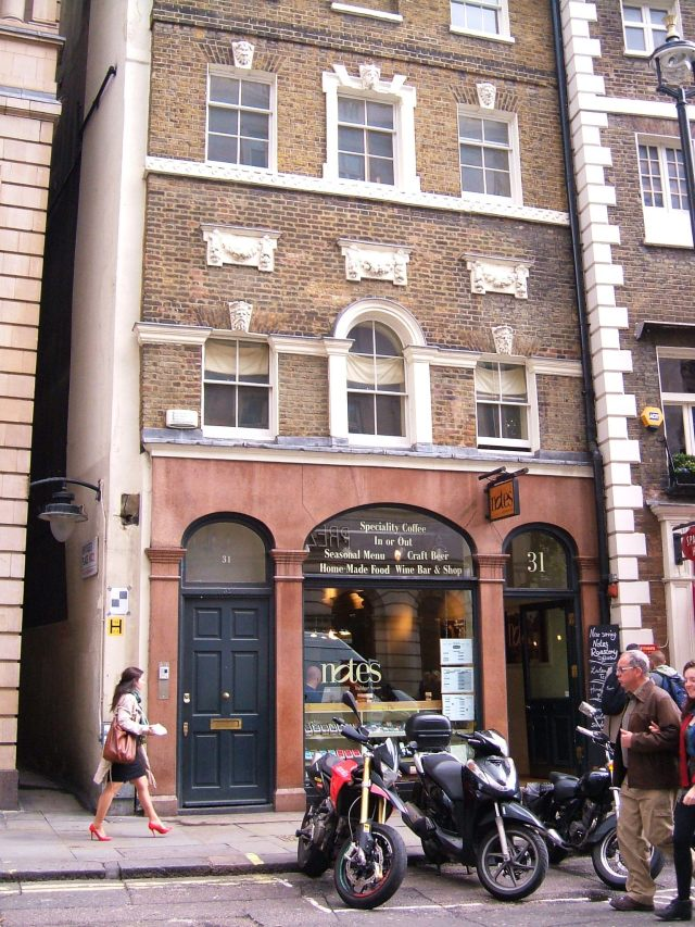 No.31 St Martin's Lane
