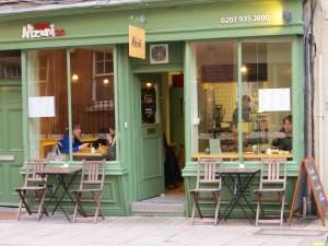 Marylebone Lane - the new