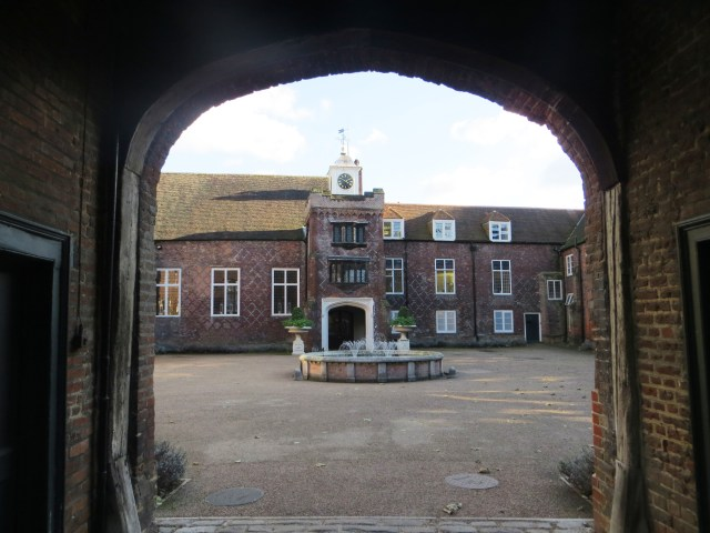 The Fitzjames Quadrangle of Fulham Palace