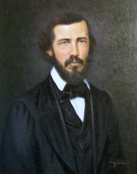Moncure Conway as a young man