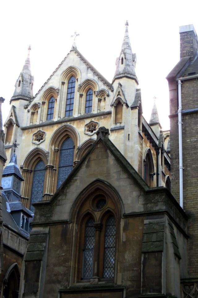 The Church of Christ the King, Gordon Square & Torrington Square