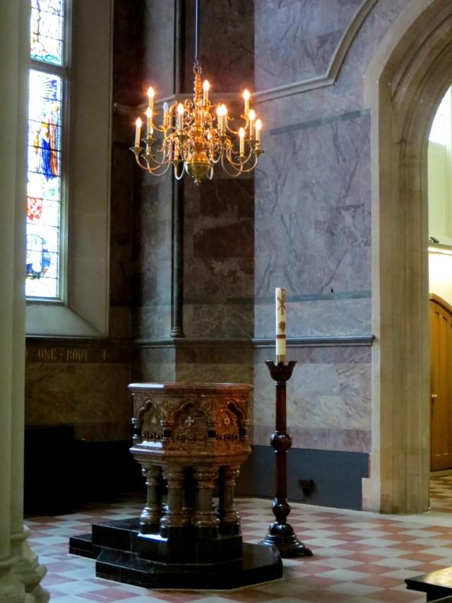 St James the Less, Paddington