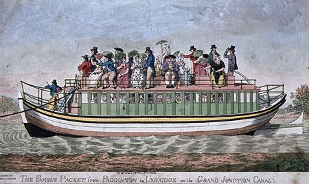 The Paddington Packet Boat