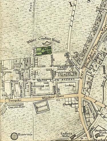 Pentonville, 1795