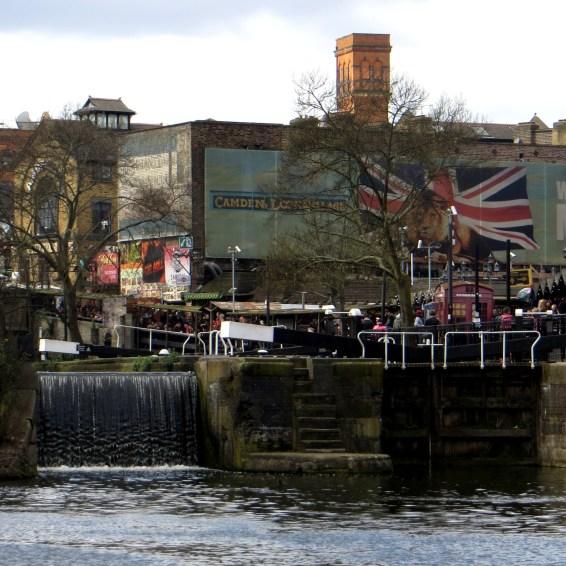 Hawley Lock, Camden Town