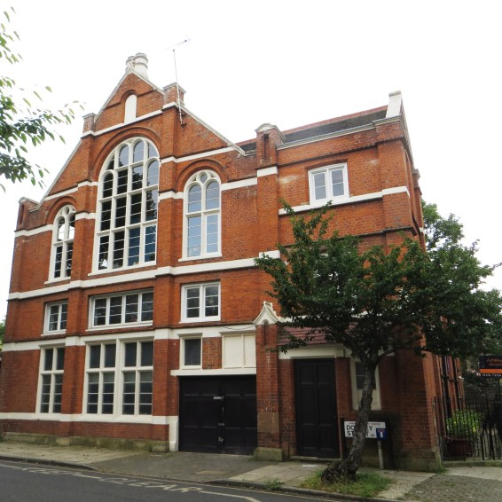 Becket House School, Richmond Avenue