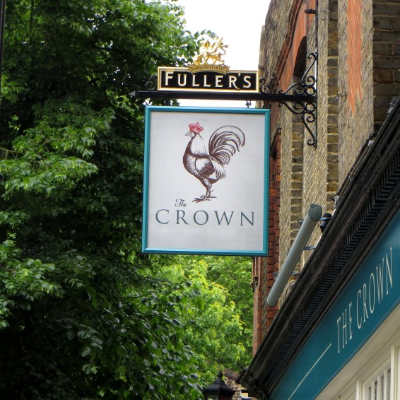 The Crown, Cloudesley Road