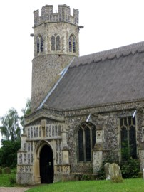 Church of St Peter, Theberton
