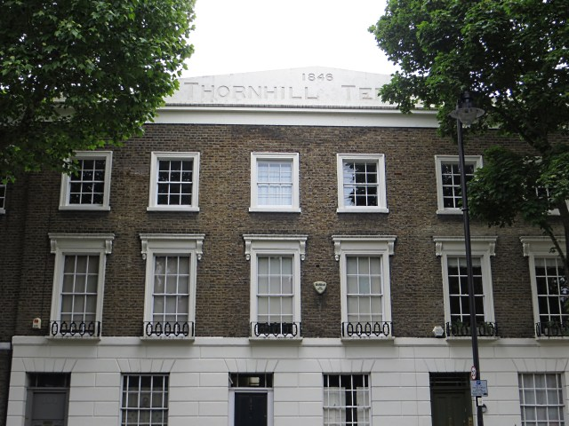 Thornhill Terrace, 1846, Hemingford Road
