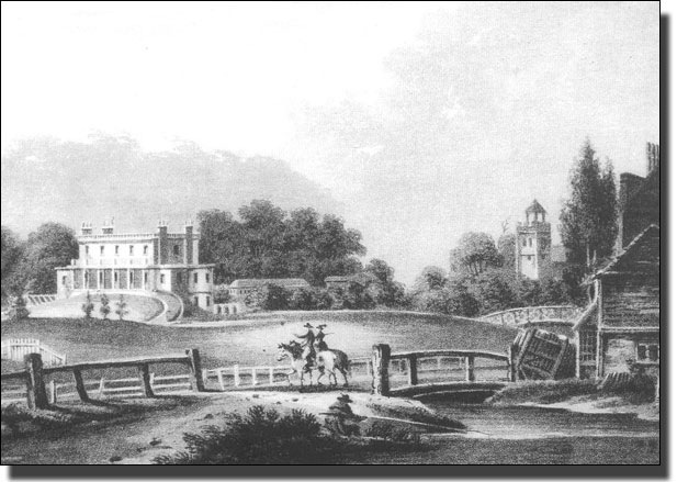 Clissold House from Paradise Bridge (Wikipedia)