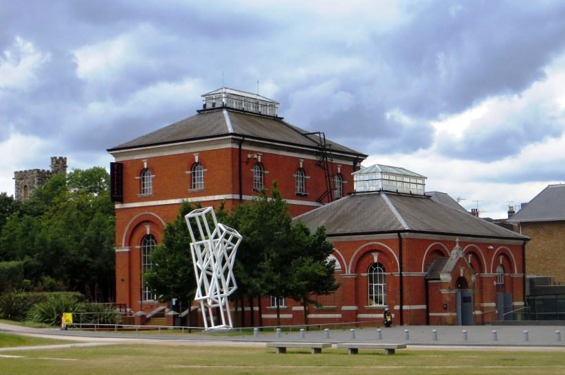 Pumphouse Gallery, Hornsey