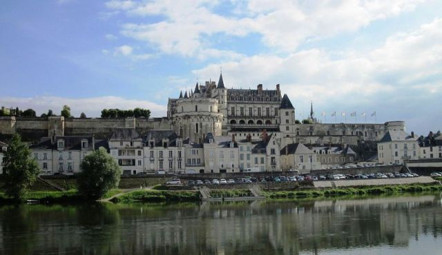 Chateau of Amboise, Wikipedia