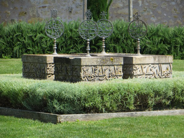 The Muslim Cemetery at Amboise
