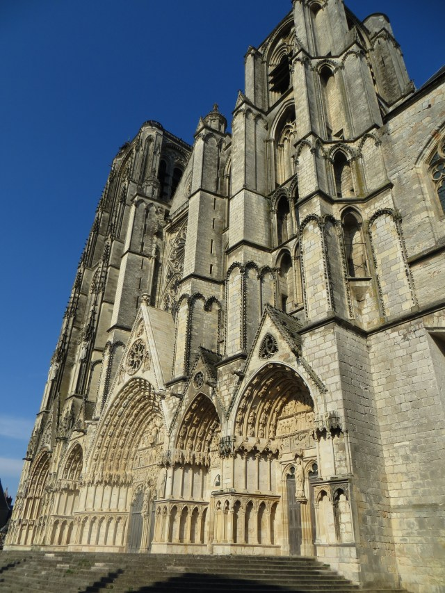 The Cathedral of St Etienne, Bourges