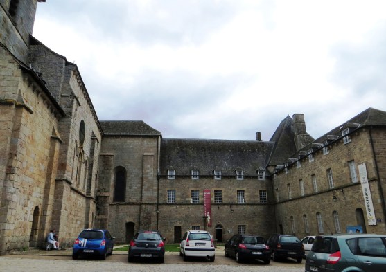 The Cloister of Saint Andre