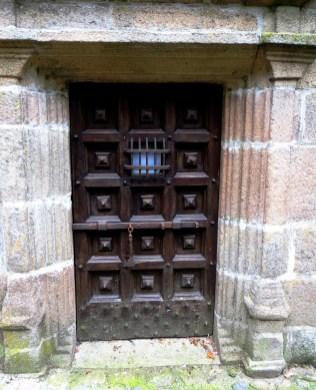 Doorway in Meymac