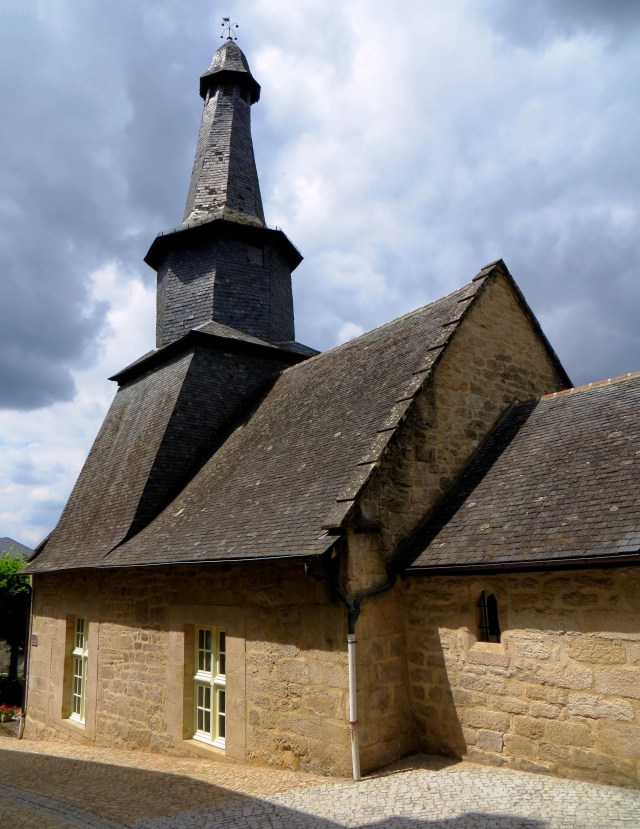 Church in Treignac