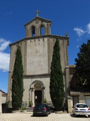 Saint Vincent, Brouzet les Quissac