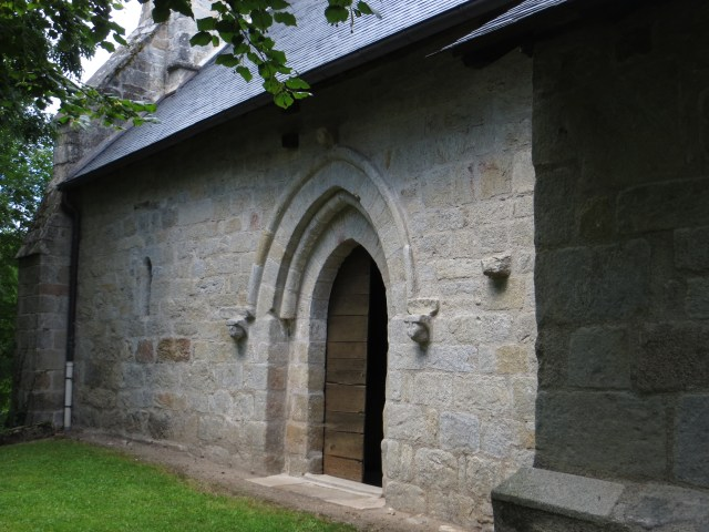 Chapel in Pradines