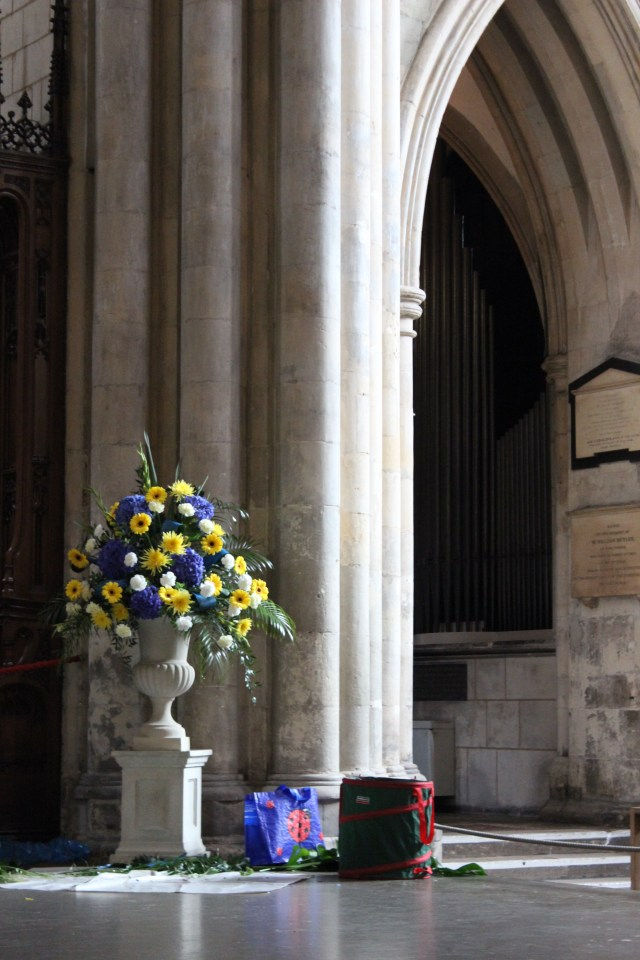 IN Southwark Cathedral