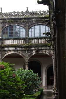 The Cloister, College of Fonseca