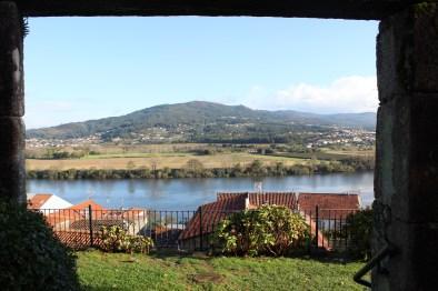 Looking towards Portugal