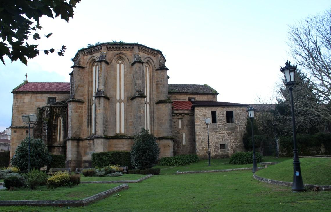The Church of Santa Domingo