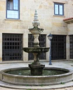 The Parador, Baiona