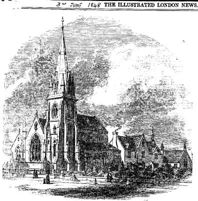 St Paul's Church, Kipling Street, Southwark