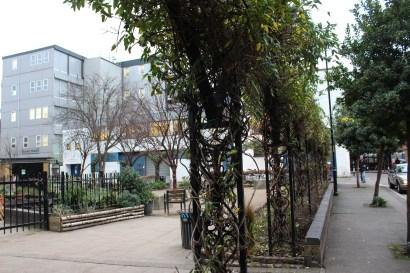 Melior Street Garden