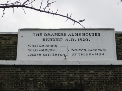 Drapers' Company Almshouses, Glasshill Street