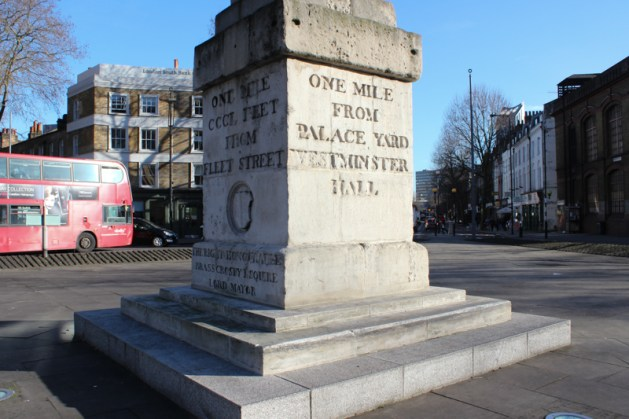Obelisk, St George's Circus