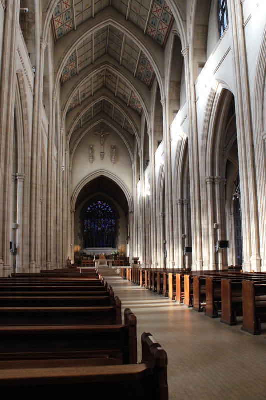The Nave, St George's Cathedral