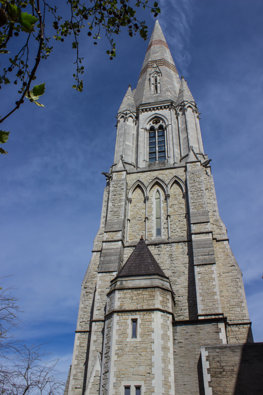 Christ Church - the Lincoln Tower