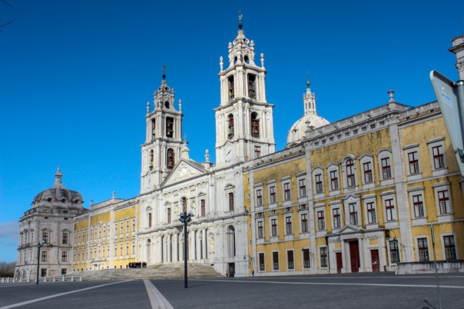 The National Palace, Mafra
