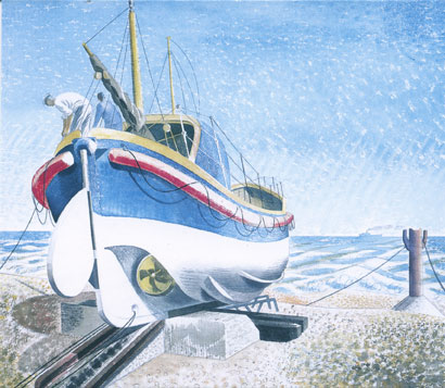 Lifeboats (www.cannspress.co.uk)